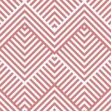 Zusammenfassung abgestreifter geometrischer Hintergrund, Vektorillustration Stockbilder
