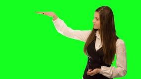 Zusammenfassung, Analyse, Analytiker stock video footage