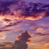 Zusammenfassung der bunten Wolke Stockbilder