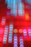 Zusammenfassung des Lichtes Stockfotografie