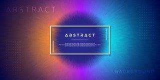 Zusammenfassung, dynamische, moderne Hintergründe für Ihre Gestaltungselemente und andere, mit der Orange, purpurrot und hellblau lizenzfreie abbildung
