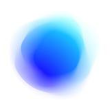 Zusammenfassung farbige Form Stockbild