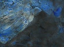 Zusammenfassung gemalter Segeltuchhintergrund Stockfotografie