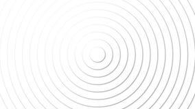 Zusammenfassung geschlungene helle Animation Flacher Hintergrund der modernen Bewegungsgraphiken stock footage