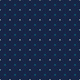 Zusammenfassung gestricktes Muster Nahtloser Hintergrund Stockbild