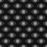 Zusammenfassung mustert nahtloses Muster Stockfotografie