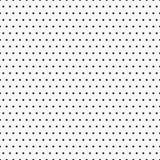 Zusammenfassung punktierter weißer Hintergrund Lizenzfreies Stockbild