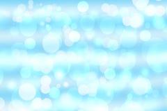 Zusammenfassung unscharfe Hintergrundpastellbeschaffenheit bokeh Türkis des neuen klaren Frühlingssommers helle empfindliche blau stock abbildung