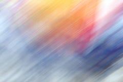 Zusammenfassung unscharfe lange Belichtungskamera Stockfotos