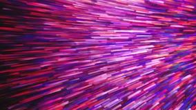 Zusammenfassung unscharfer purpurroter Hintergrund Helle Bewegung Lizenzfreies Stockfoto