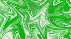 Zusammenfassung verschüttete Farbe Lizenzfreie Abbildung