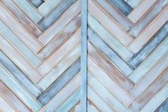 Zusammenfassung von farbigen Holzverkleidungen Stockbilder