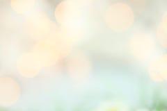 Zusammenfassung von hellen Bokeh-Lichtern Lizenzfreie Stockbilder