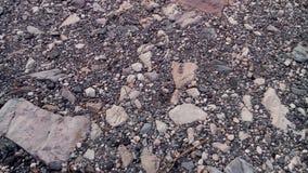 Zusammenfassung von kleinen Steinen Lizenzfreie Stockbilder