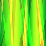 Zusammenfassung zeichnet grünen Hintergrund Stockfoto
