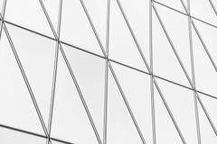 Zusammenfassungs-Architekturmuster der Illustration 3D Lizenzfreie Stockfotografie