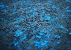 Zusammenfassungs-Hintergrund der Struktur-3D Lizenzfreie Stockbilder