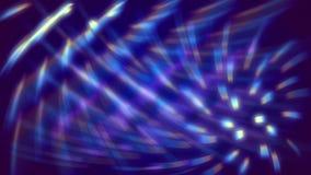 Zusammenfassungs-Licht-Videohintergrund-Schleife Lighmer 1080p stock video