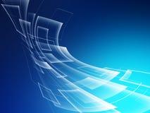 Zusammenfassungs- und Innovationstechnologie Beste Ideen für Geschäft vektor abbildung
