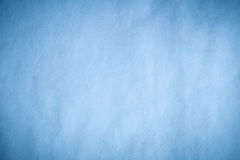 Zusammenfassungsbeschaffenheitshintergrund des blauen Papiers stockbild