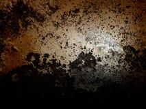 Zusammenfassungsbraun schattierte strukturierten Hintergrund Papierschmutzhintergrundbeschaffenheit Eine Abbildung einer Batikaus stockbild