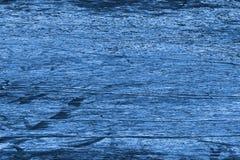 Zusammenfassungshintergrund des blauen Wassers Stockfotos