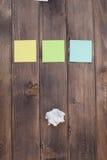 Zusammensetzung des Papiers Stockbilder