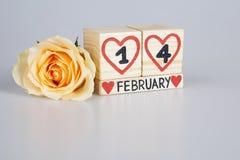 Zusammensetzung des Valentinsgrußes s Tages Lizenzfreie Stockfotos