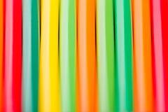 Zusammenstellung der farbigen Bleistifte Farbige zeichnende Bleistifte Gefärbt zeichnet das Zeichnen in einer Vielzahl von Farben Lizenzfreies Stockfoto