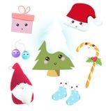Zusatz, Weihnachten, Feier vektor abbildung