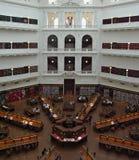 Zustand-Bibliothek von Victoria Lizenzfreies Stockfoto