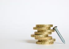 Zustand des Pounds Stockbilder