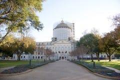 Zustand Hauptstadt Gebäudes Mississippis Stockfotografie