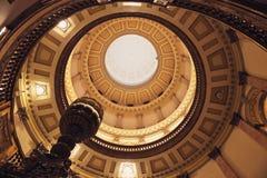 Zustand-Kapitol-Gebäude in Denver Stockbilder