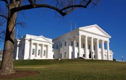 Zustand-Kapitol, Richmond, Virginia stockbild