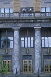 Zustand-Kapitol von Alaska Stockfotografie