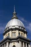 Zustand-Kapitol von Illinois Lizenzfreies Stockfoto