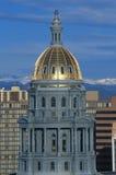Zustand-Kapitol von Kolorado Stockfoto