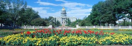 Zustand-Kapitol von Kolorado Lizenzfreie Stockbilder