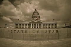 Zustand von Utah Stockfotos