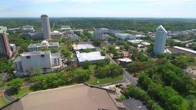 Zustands-Kapitol, das Florida errichtet stock video footage