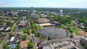 Zustands-Kapitol, das Florida errichtet stock footage
