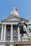 Zustands-Kapitol von Colorado, Denver Lizenzfreie Stockfotos