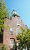 Zustandsvermont-historisches Wahrzeichen als Immobilien Stockfoto