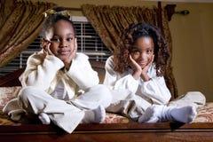 Zusters stock foto