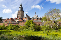 Zutphen - Hollandes Photographie stock libre de droits