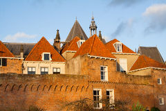 Zutphen - The Netherlands. Historic city of Zutphen. The Netherlands Royalty Free Stock Images