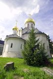Zvenigorod monastery Royalty Free Stock Photo