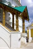 Zvenigorod monastery Royalty Free Stock Photos