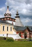 Zvenigorod monastery Stock Photography